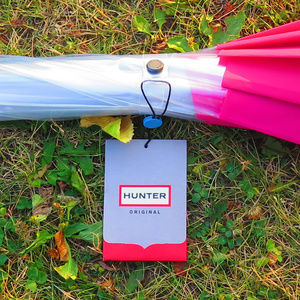 Hunter Accessories - Original Moustache Bubble Umbrella